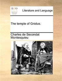 The Temple of Gnidus