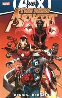 New Avengers by Brian Michael Bendis 4