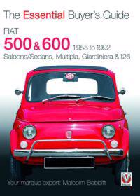 Fiat 500 and 600