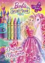 Barbie and the Secret Door: Dream Unicorn [With Crayons]