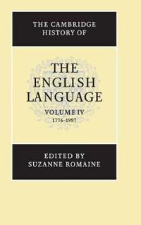 Cambridge History of the English Language
