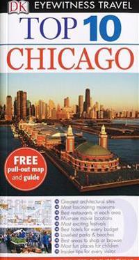 DK Eyewitness Top 10 Travel Guide: Chicago