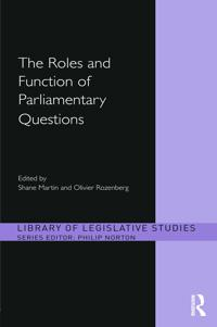 The Roles and Function of Parliamentary Questions