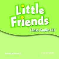 Little Friends: Class CD