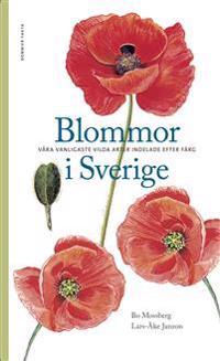 Blommor i Sverige : våra vanligaste vilda arter indelade efter färg