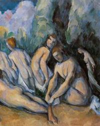 The Paintings of Paul Cezanne