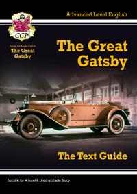 Level English Text Guide - The Great Gatsby
