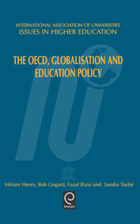 The Oecd, Globalisation and Education Policy