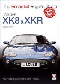 Jaguar XKXKR (1996-2005)