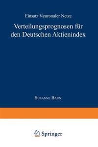 Verteilungsprognose Für Den Deutschen Aktienindex
