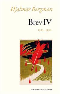 Brev. 4, 1925-1930