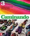 Caminando 3, 3:e uppl Lärobok (inkl elev-cd)