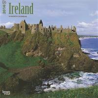 Ireland 18-Month 2014 Calendar