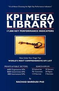 Kpi Mega Library: 17,000 Key Performance Indicators