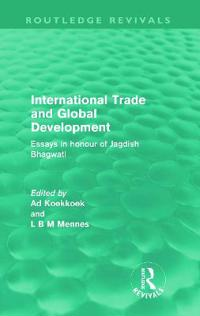 International Trade and Global Development