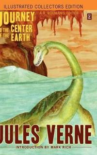 Journey to the Center of the Earth (1000 Copy Limited Illustrated Edition)(SF Classic)