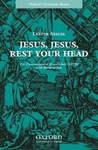Jesus, Jesus, Rest Your Head