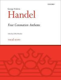 Four Coronation Anthems