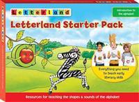 Letterland Starter Pack