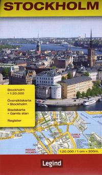 Stockholmskarta m register