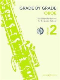 Grade by Grade - Oboe, Grade 2