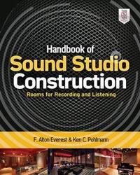 Handbook of Sound Studio Construction