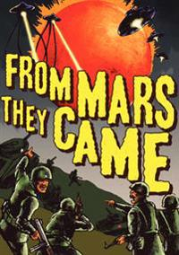 From Mars they came