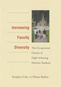 Increasing Faculty Diversity