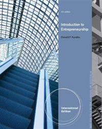 Introduction to Entrepreneurship, International Edition