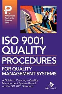 ISO 9001 Quality Procedures for Quality Management Systems