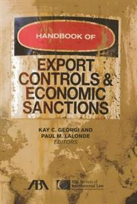 Handbook of Export Controls and Economic Sanctions