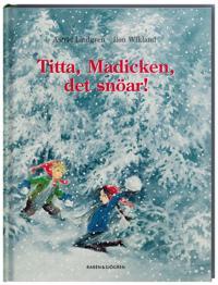 Bildresultat för titta, madicken det snöar