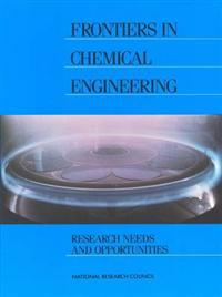 Frontiers in Chemical Engineering