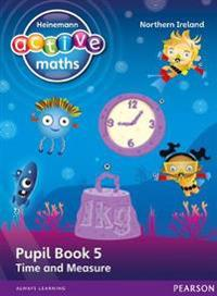 Heinemann Active Maths NI KS2 Beyond Number Pupil Book 16 Class Set