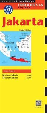 Periplus Travel Maps Jakarta