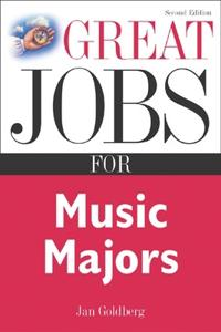 Great Jobs for Music Majors