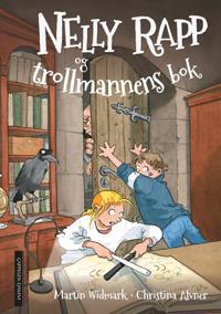 Nelly Rapp og trollmannens bok