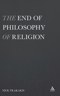End of Philosophy of Religion