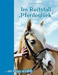 """Im Reitstall """"Pferdegl Ck"""""""