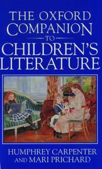The Oxford Companion to Children's Literature
