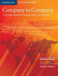 Company to Company: A Task-Based Approach to Business Emails, Letters and Faxes