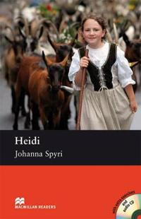 Heidi - Book and Audio CD Pack - Pre Intermediate