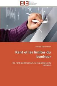 Kant Et Les Limites Du Bonheur