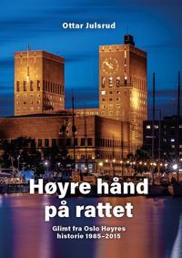 Høyre hånd på rattet - Ottar Julsrud | Inprintwriters.org