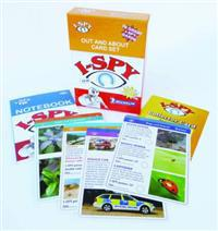 i-Spy Out and About Cards Collecton