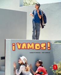 ¡Vamos! 1 Allt-i-ett-bok inkl. ljudfiler och elevwebb