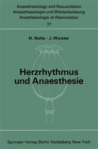 Herzrhythmus und Anaesthesie