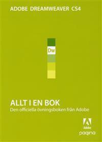 Allt i en bok Dreamweaver CS4