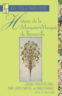 Histoire De La Marquise-marquis De Banneville