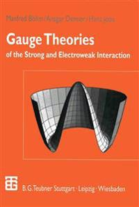 Gauge Theories of the Strong and Electroweak Interaction
